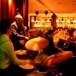 C5 Restaurant Mannheim Adrian Zalten Jazz Trio